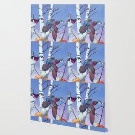 Flight of Fancy Wallpaper