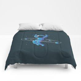 Space Hula Hoop Comforters