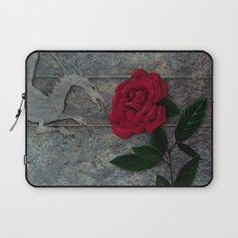 Alistair's Rose Laptop Sleeve