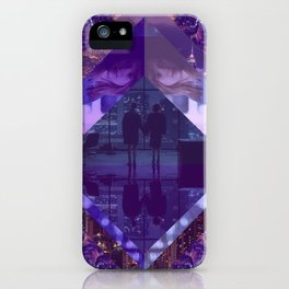 Love Lost City iPhone Case