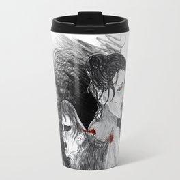 Black Swan II Travel Mug
