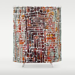 Specific Instructions Shower Curtain