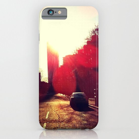 A Long Road iPhone & iPod Case