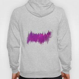 Crack with Abstraction Hoody