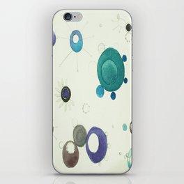 Bloom Space No.6 iPhone Skin