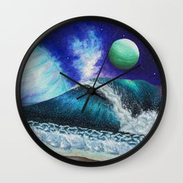 The Fourth Coast Wall Clock