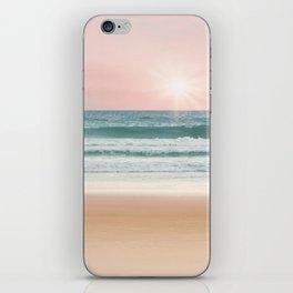 Sand, Sea, and Sky iPhone Skin