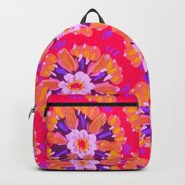 Neon Dakota Rose Backpack