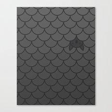 The Last Bat Canvas Print