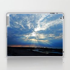 Parting of the Clouds Laptop & iPad Skin
