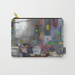 The Streets of New York Carry-All Pouch