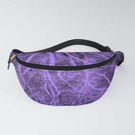 Passage to Hades Purple Fanny Pack