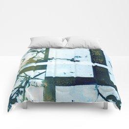 Botanical Divide Comforters
