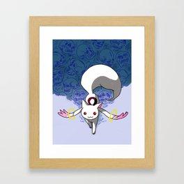 Make a contract Framed Art Print