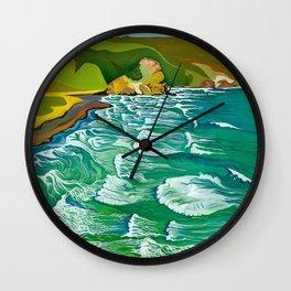Piha Wall Clock