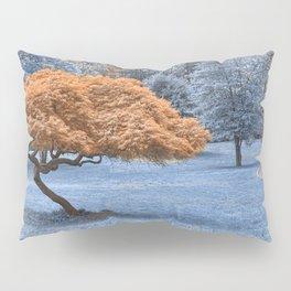 Winter Sapphire Sanctuary Pillow Sham