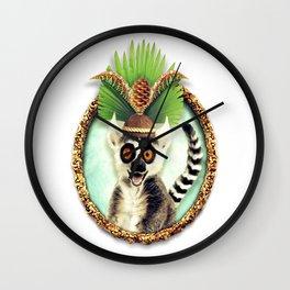 King Julian Wall Clock