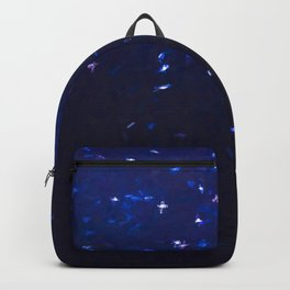 Painted Starry Night Backpack