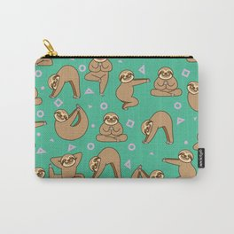Cute Sloth Yoga Carry-All Pouch