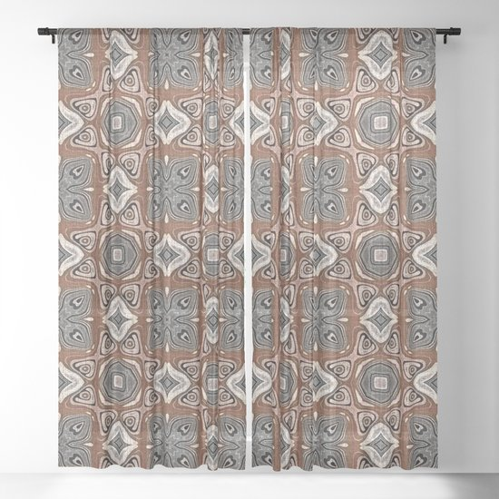 Gray Brown Taupe Beige Tan Black Hip, Tan And Brown Curtains