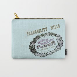 flour power: tranquility mills Carry-All Pouch