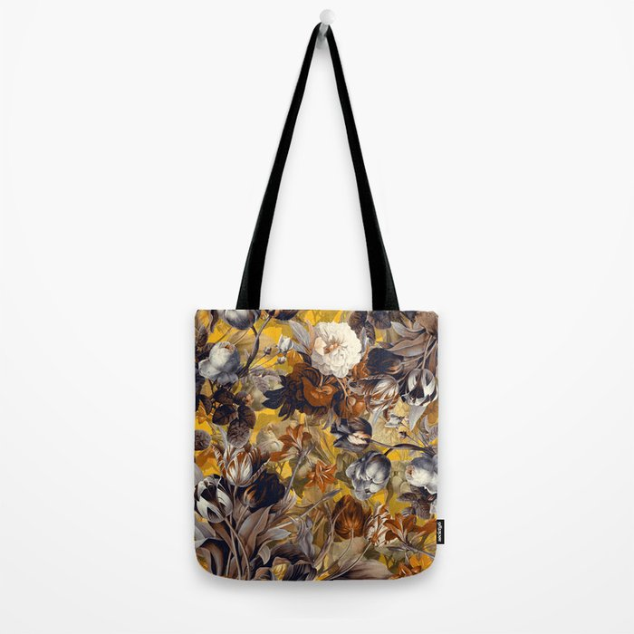 SUMMER BOTANICAL VII Tote Bag