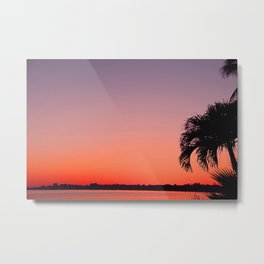 Twilight Metamorphosis Metal Print