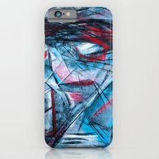 Chalk Face iPhone 6s Slim Case