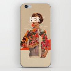 Her iPhone Skin