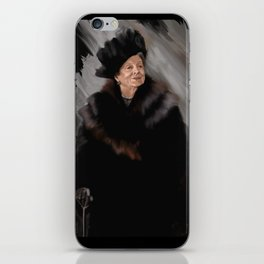 Granny Is My Spirit Animal iPhone Skin