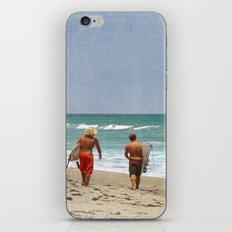 The Boys of Summer iPhone & iPod Skin