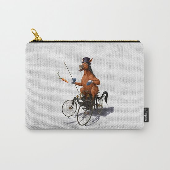 Horse Power (Wordless) Carry-All Pouch