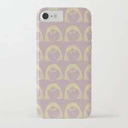 Mags Print iPhone Case