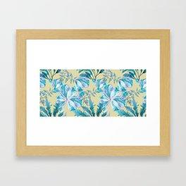 JARDIM DE OURO Framed Art Print