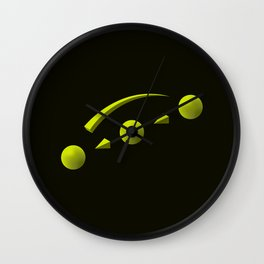 The LATERAL THINKING Project - Avance Wall Clock