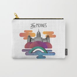 Des Moines Carry-All Pouch