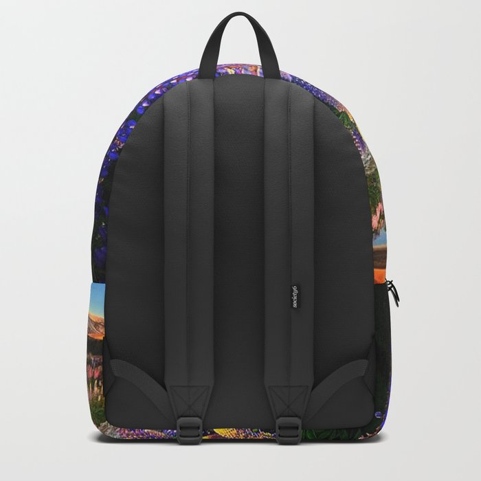 LUPINES FIELD Backpack