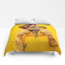 Billie Eilish GG Comforters