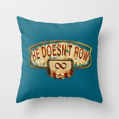 Bioshock Infinite Throw Pillow