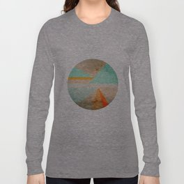 Pastel Horizon Long Sleeve T-shirt