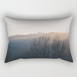 North Georgia Mountains 5 Rectangular Pillow