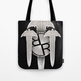 Rise Rubino Blades Tote Bag