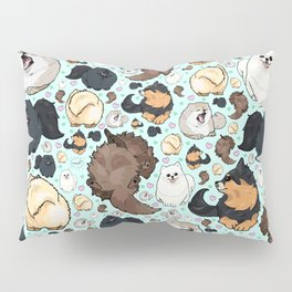 Pomeranians Pillow Sham
