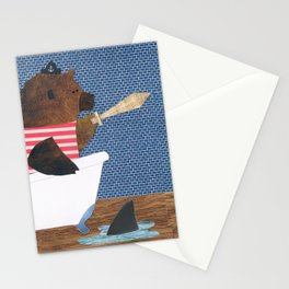 The Bath Tug Stationery Cards