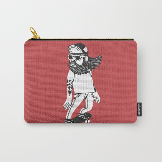 Longbearded Carry-All Pouch