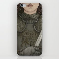 Joan of Arc iPhone & iPod Skin