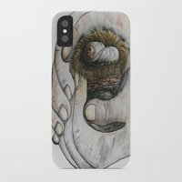 gift card iPhone & iPod Cases featuring God's Greatest Gift by EloiseArt