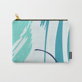 Distressed Abstract Vector Patterns II Carry-All Pouch