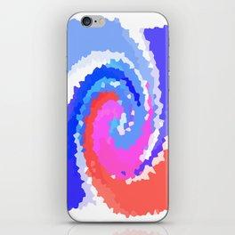 Twirly Whirly  iPhone Skin