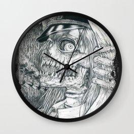 Yes sir Wall Clock
